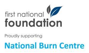 Proudly supporting National Burn Centre